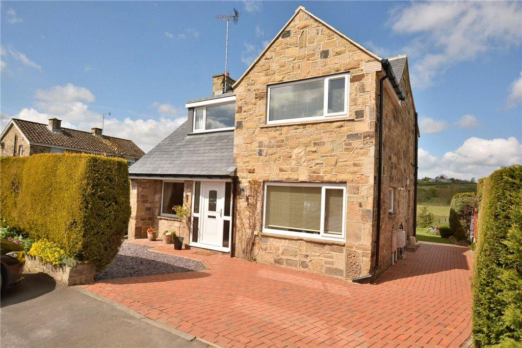 3 Bedrooms Detached House for sale in Meadow Close, Bardsey, Leeds, West Yorkshire