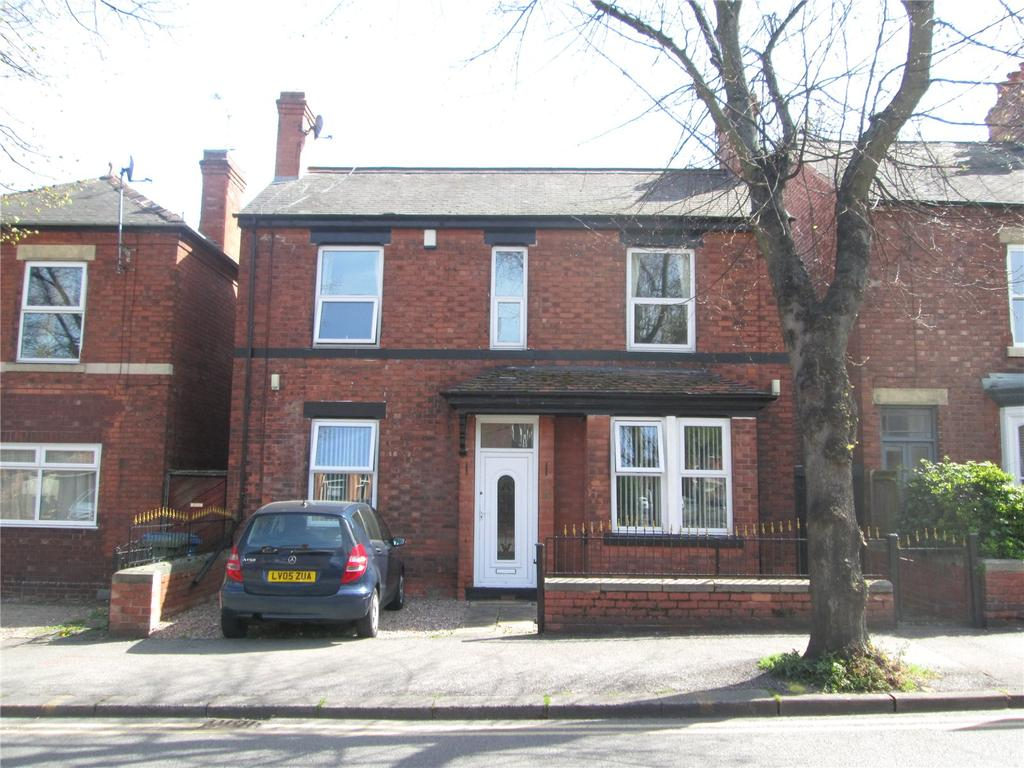 3 Bedrooms Detached House for sale in Watson Road, Worksop, Nottinghamshire, S80