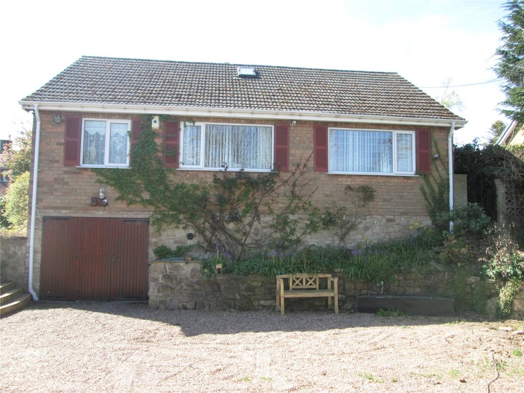 3 Bedrooms Detached Bungalow for sale in Rotherham Baulk, Carlton-in-Lindrick, Worksop, Nottinghamshire, S81