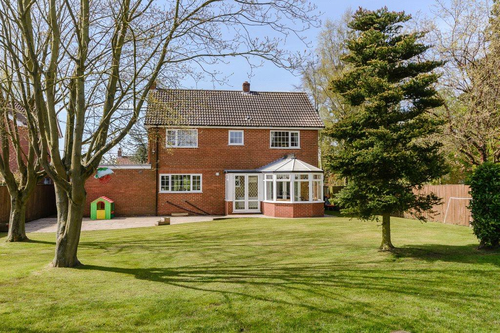3 Bedrooms Detached House for sale in Eaton House, Lilling, York, North Yorkshire, YO60