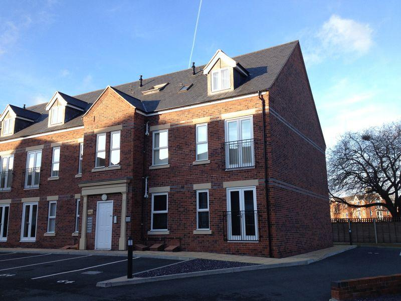 1 Bedroom Apartment Flat for sale in Corunna Court, Wrexham