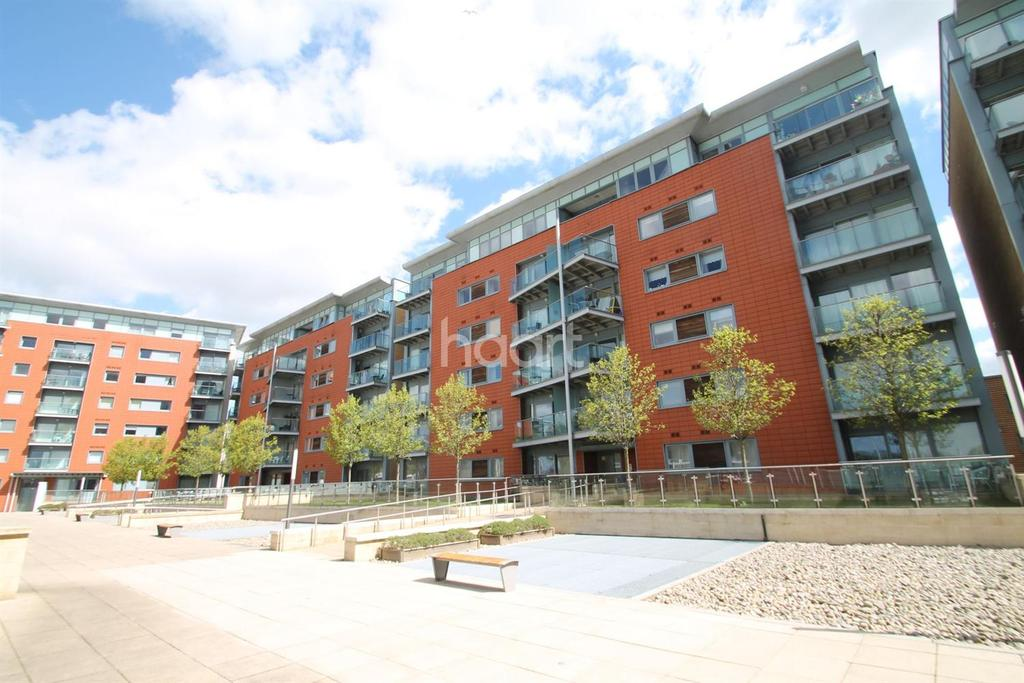 2 Bedrooms Flat for sale in Anchor Street, Ipswich, IP3