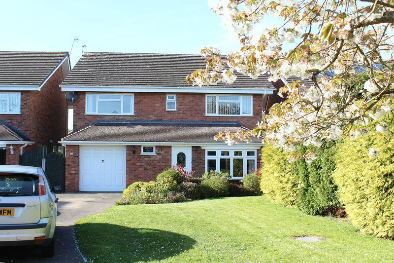 4 Bedrooms Detached House for sale in Kingston Drive, Shrewsbury, SY2 6SJ