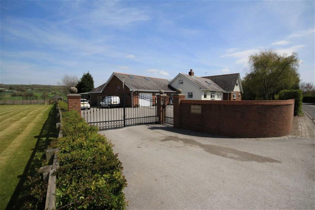 5 Bedrooms Detached House for sale in Gores Lane, Crank, St Helens, WA11