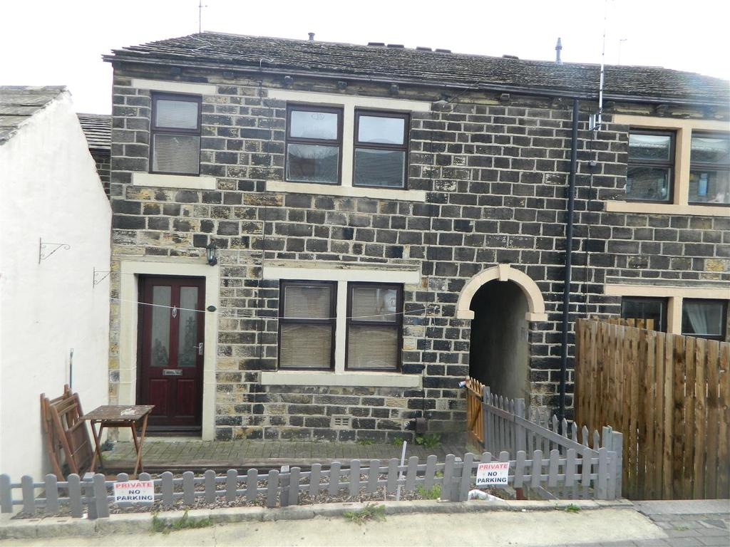 2 Bedrooms Cottage House for sale in Huddersfield Road, Wyke, Bradford, BD12 8BT