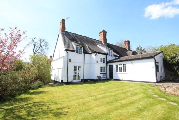 3 Bedrooms Cottage House for sale in Melton Road, Burton Lazars, Melton Mowbray, LE14