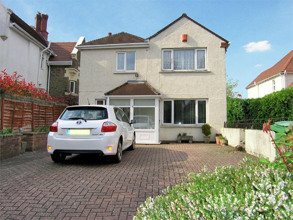 3 Bedrooms Detached House for rent in Hollybush Road, Cyncoed, Cardiff