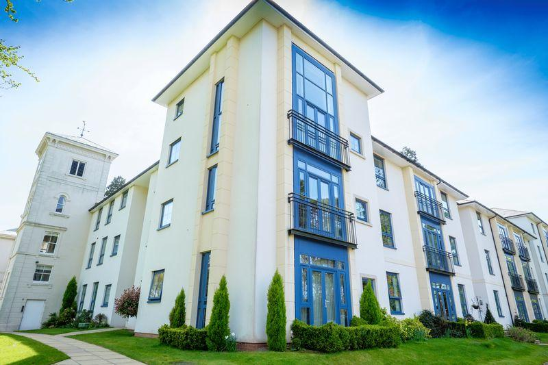 2 Bedrooms Apartment Flat for sale in New Wing, Wergs Hall, Wergs