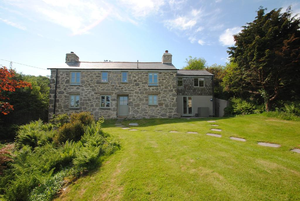 5 Bedrooms Equestrian Facility Character Property for sale in Sharptor, Liskeard