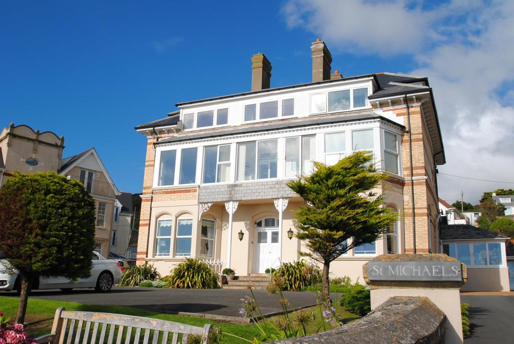 2 Bedrooms Flat for sale in The Esplanade, Woolacombe