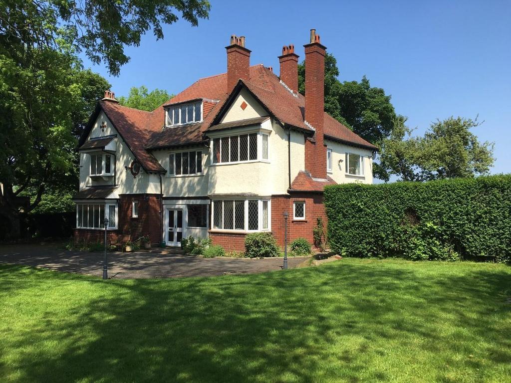 5 Bedrooms Detached House for sale in St Aidans House, Lidgett Lane, Skelmanthorpe, Huddersfield, HD8 9AQ