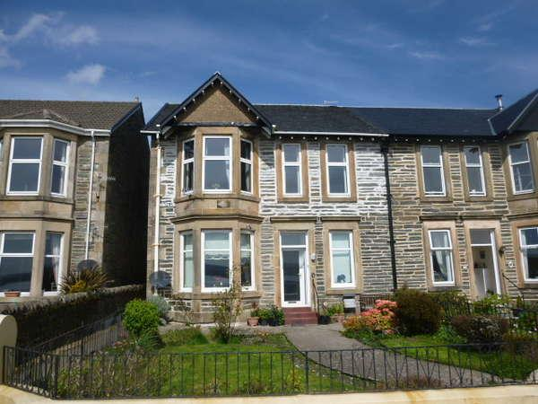2 Bedrooms Flat for sale in Kintillo, 61 Alexandra Parade, Dunoon, PA23 8AQ