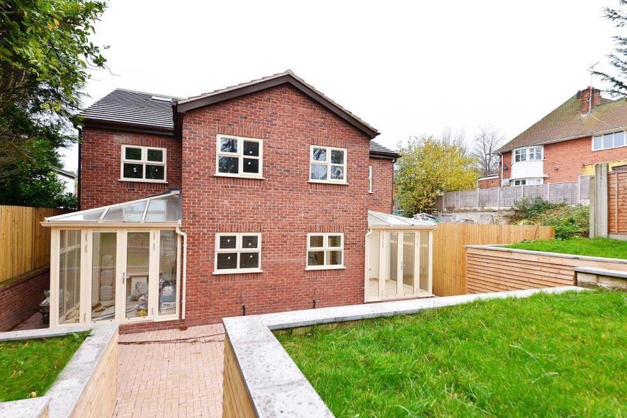 5 Bedrooms Semi Detached House for sale in 123b Portland Road, Edgbaston