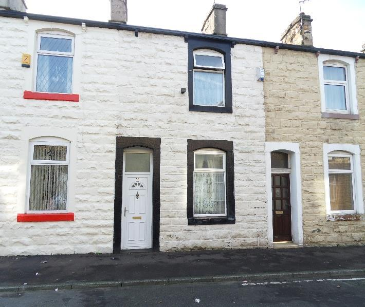 2 Bedrooms Terraced House for sale in Towneley Street, Burnley