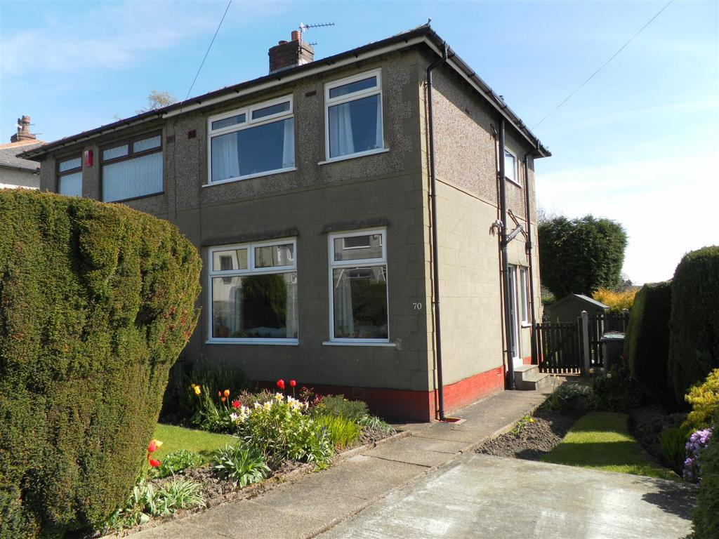 2 Bedrooms Semi Detached House for sale in Beech Road,Wibsey, Bradford, BD6 1ED