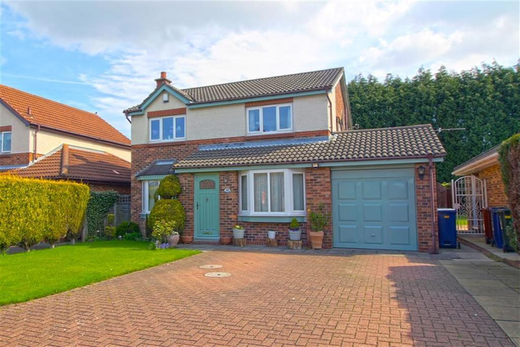 5 Bedrooms Detached House for sale in Haversham Close, Newcastle Upon Tyne, NE7