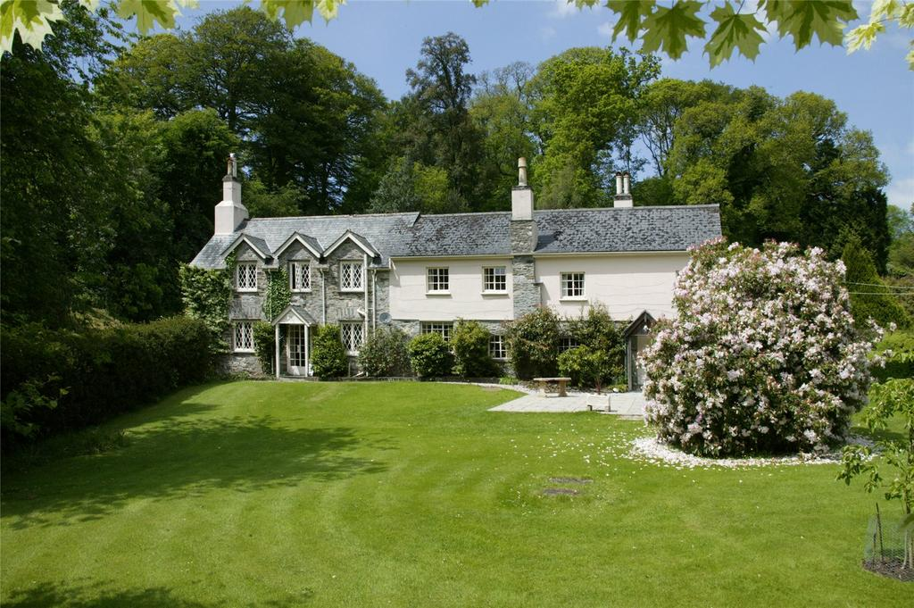 4 Bedrooms Unique Property for sale in Morval, Looe, Cornwall, PL13