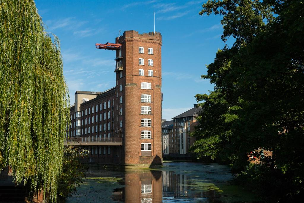 3 Bedrooms Penthouse Flat for sale in Rowntree Wharf, Navigation Road, York