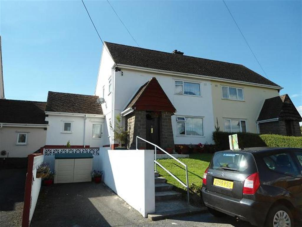 3 Bedrooms Semi Detached House for sale in Tregarth, Llangadog