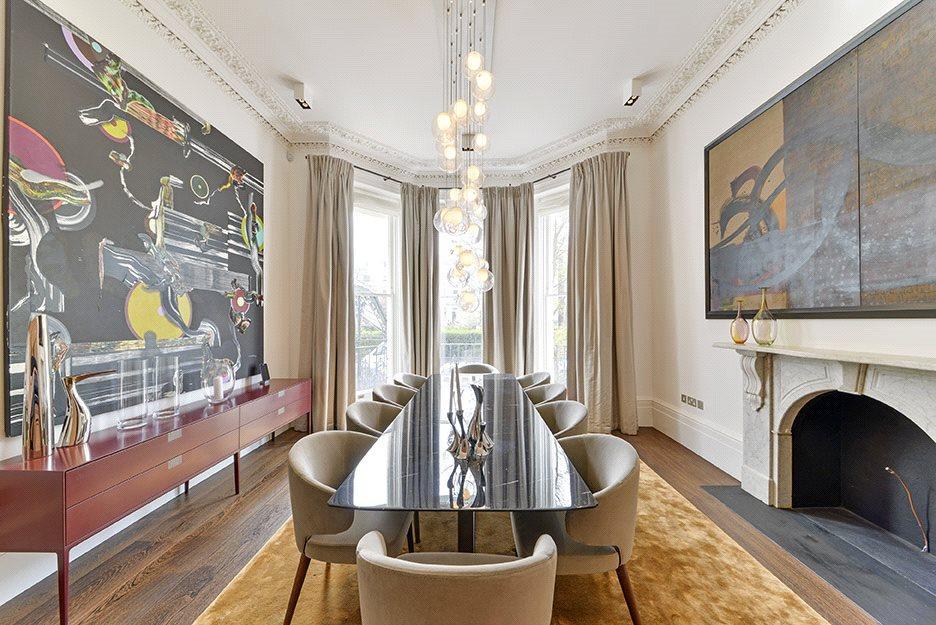 Dining Room, W2