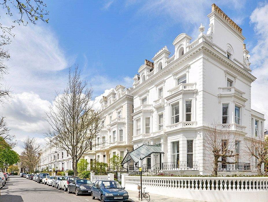 8 Bedrooms Detached House for sale in Pembridge Square, Notting Hill, London, W2