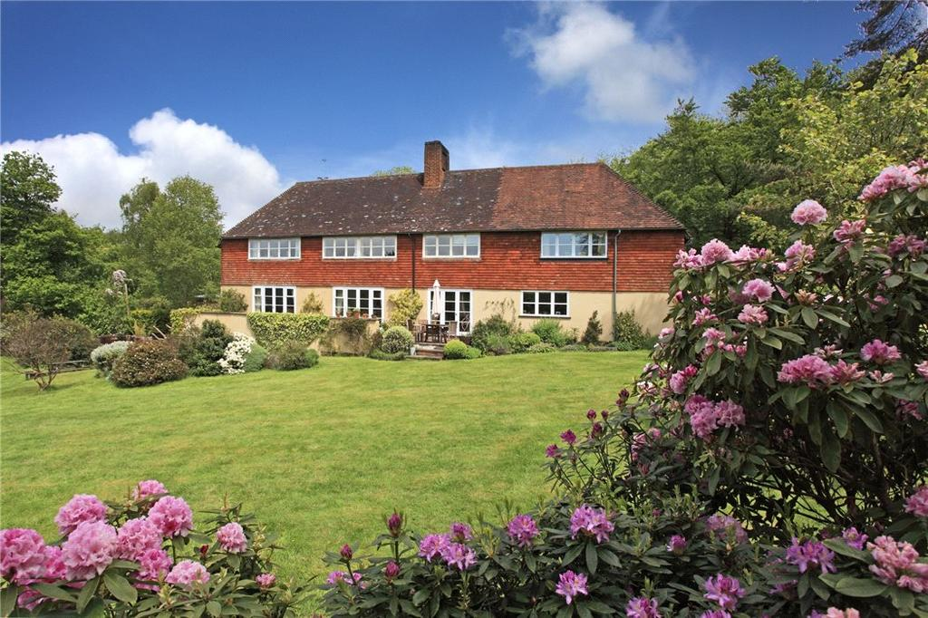 5 Bedrooms Detached House for sale in Bayley's Hill, Sevenoaks, Kent, TN14