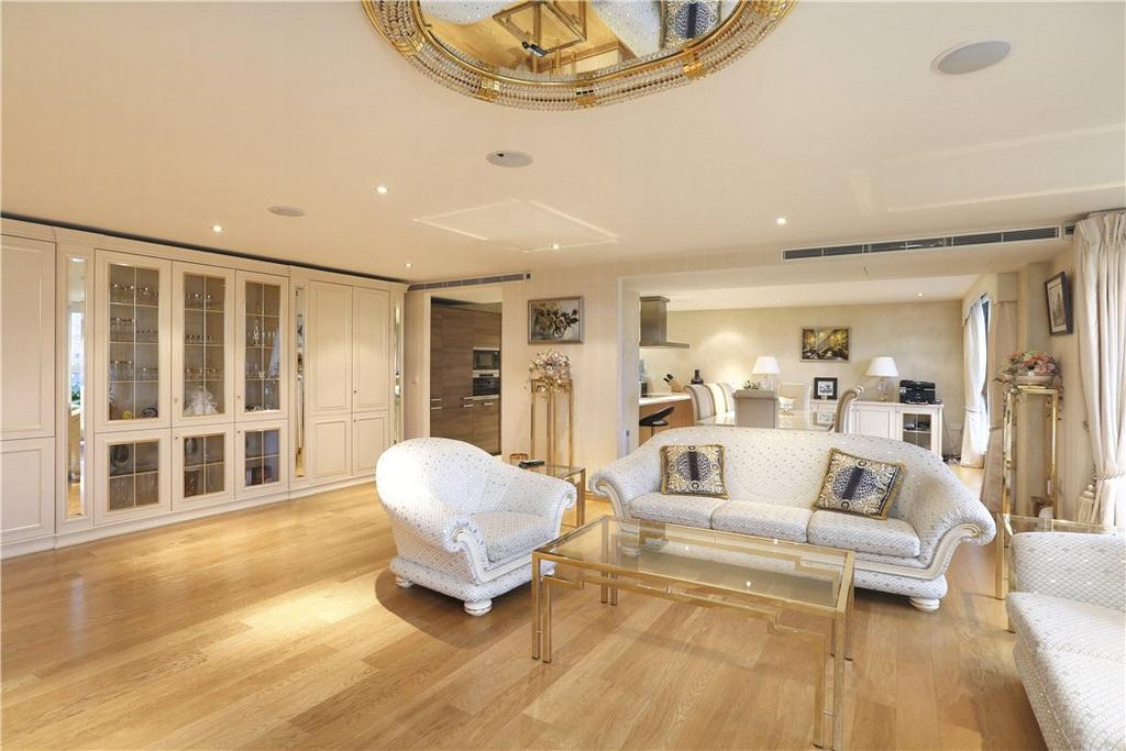 5 Bedrooms Flat for sale in Banyan House, Imperial Wharf, Lensbury Avenue, London, SW6