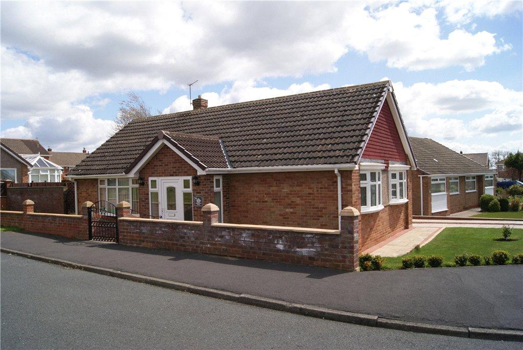 2 Bedrooms Detached Bungalow for sale in Cornwall Walk, Belmont, Durham, DH1