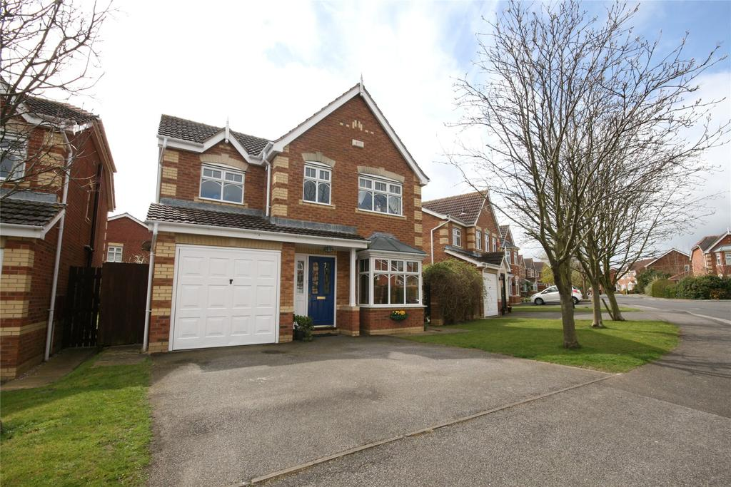 4 Bedrooms Detached House for sale in Primrose Way, Cleethorpes, DN35