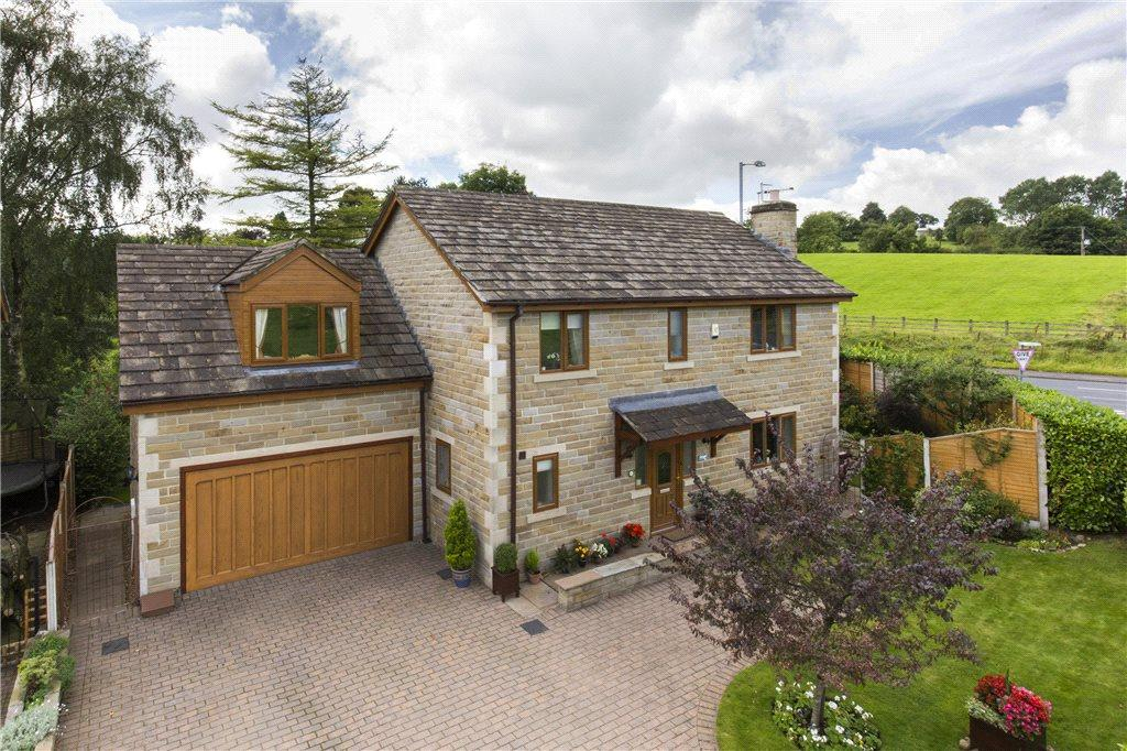 4 Bedrooms Detached House for sale in West Craven Drive, Earby, Barnoldswick, Lancashire