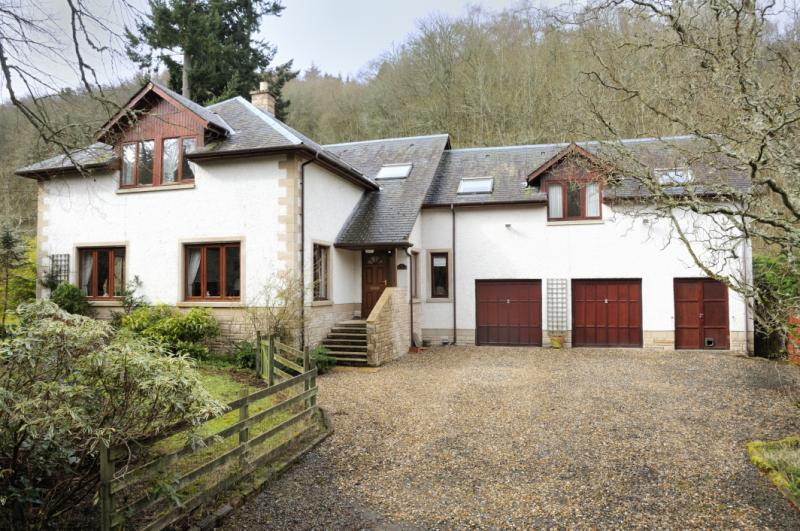 5 Bedrooms Detached House for sale in Birchwood, Old Cardrona, Innerleithen, Scottish Borders