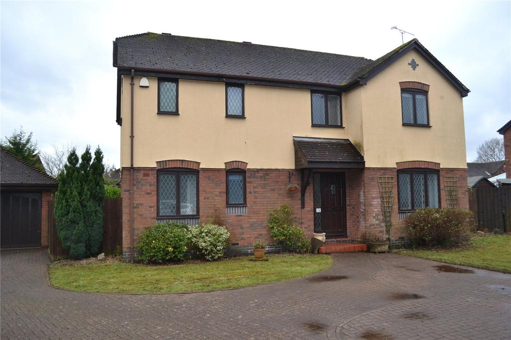 4 Bedrooms Detached House for sale in Yewhurst Close, Twyford, Berkshire, RG10