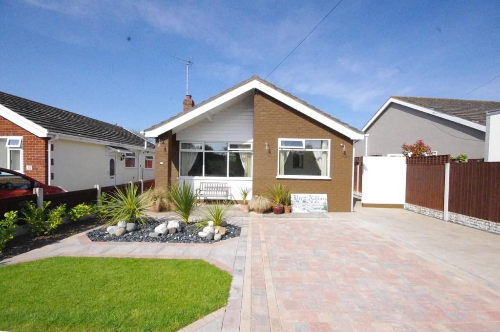 3 Bedrooms Detached Bungalow for sale in Heather Crescent, Prestatyn