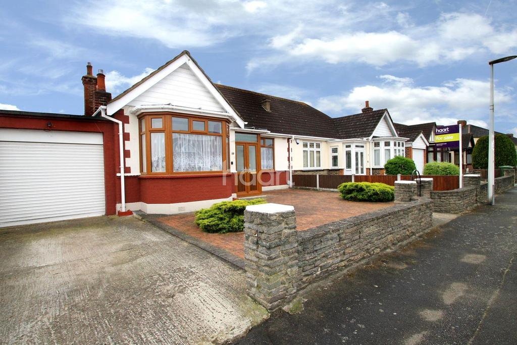 2 Bedrooms Bungalow for sale in Tolworth Gardens, Chadwell Heath