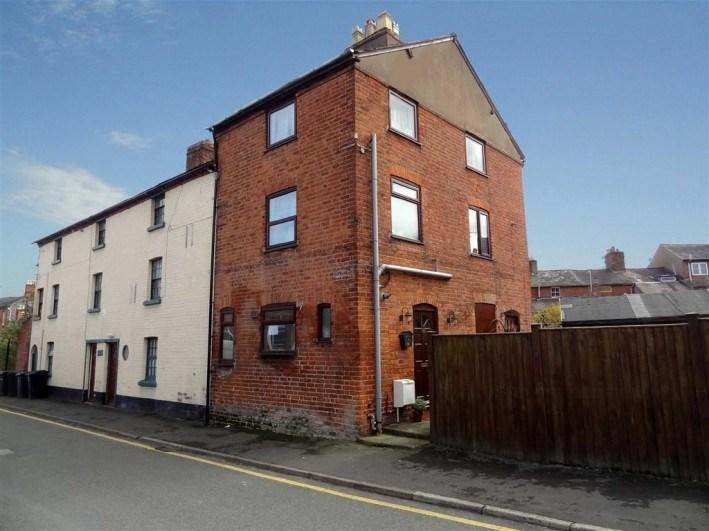 3 Bedrooms End Of Terrace House for sale in Oswald Place, Oswestry