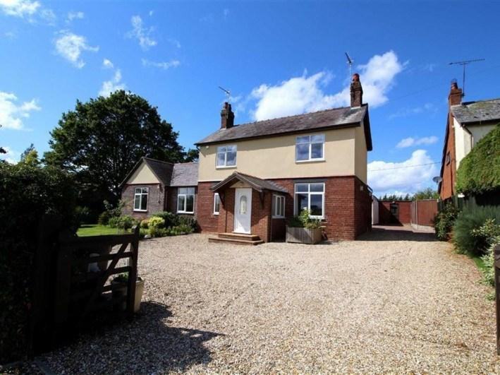 5 Bedrooms Detached House for sale in The Brow, Sodylt Bank, Ellesmere, SY12 9EJ
