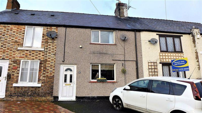 2 Bedrooms Terraced House for sale in Brook Street, Rhosllanerchrugog
