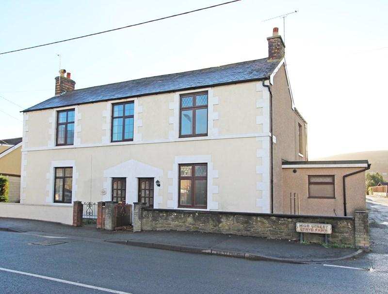 2 Bedrooms Terraced House for sale in High Street, Coedpoeth