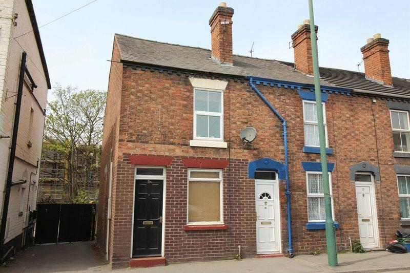 2 Bedrooms Apartment Flat for sale in Ellesmere Road, Greenfields, Shrewsbury, SY1 2PT