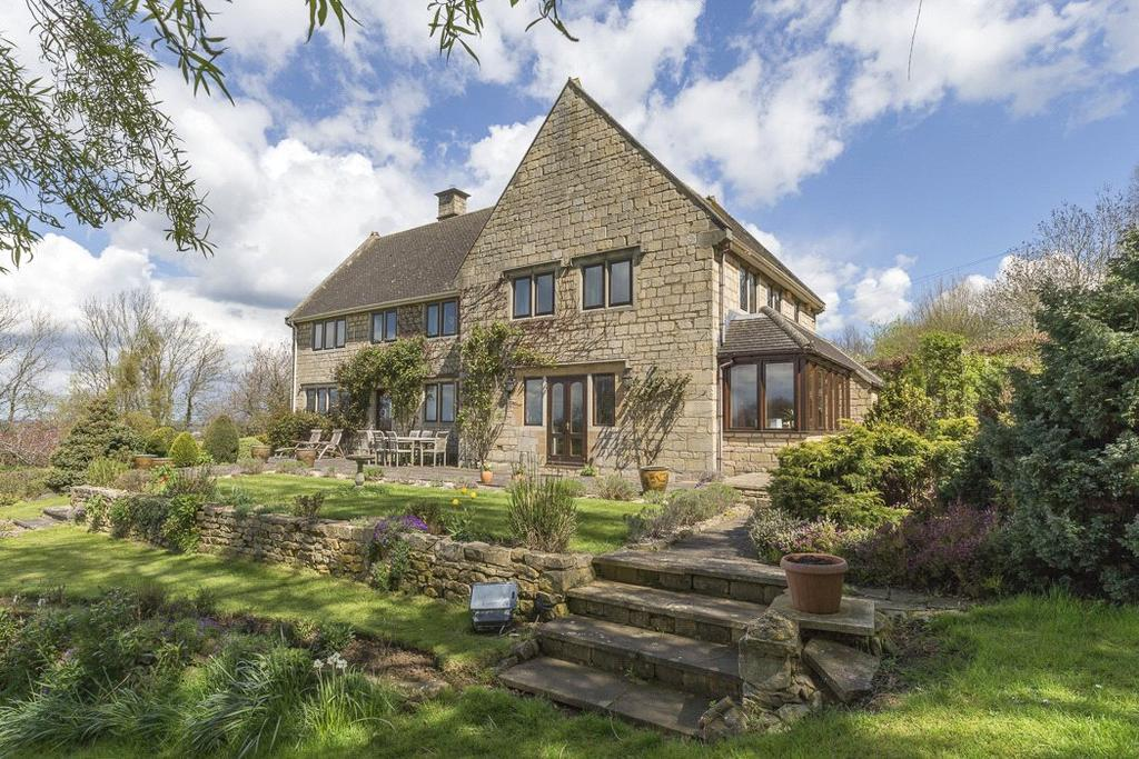 6 Bedrooms Detached House for sale in Willersey Hill, Willersey, Broadway, Gloucestershire, WR12