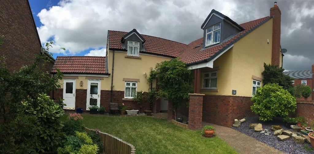 4 Bedrooms House for sale in Westerton Heights, Westerton Village, Bishop Auckland