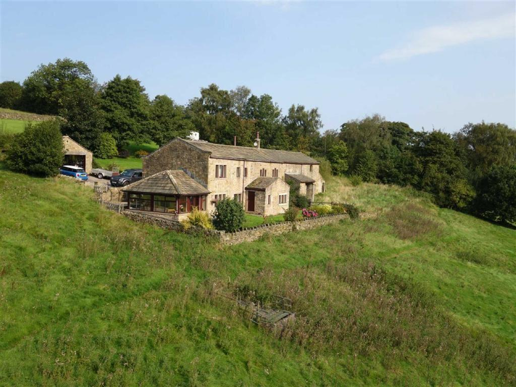 4 Bedrooms Farm House Character Property for sale in Off Barnoldswick Road, Foulridge, Lancashire