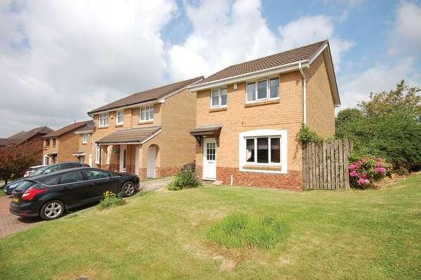 3 Bedrooms Detached House for sale in 2 Whithorn Crescent, Moodiesburn, Glasgow, G69 0HR