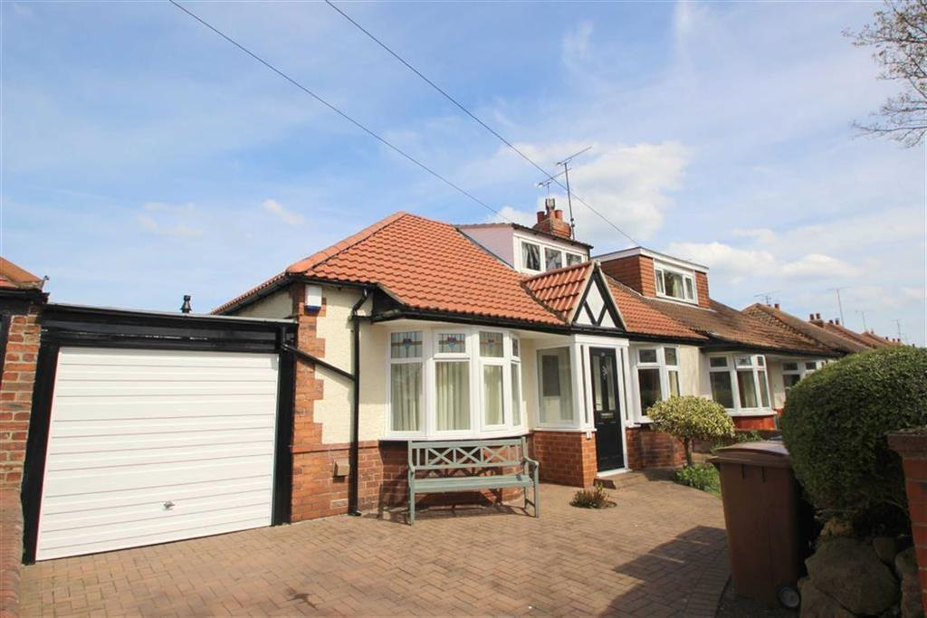 3 Bedrooms Semi Detached House for sale in The Gardens, Monkseaton, NE25