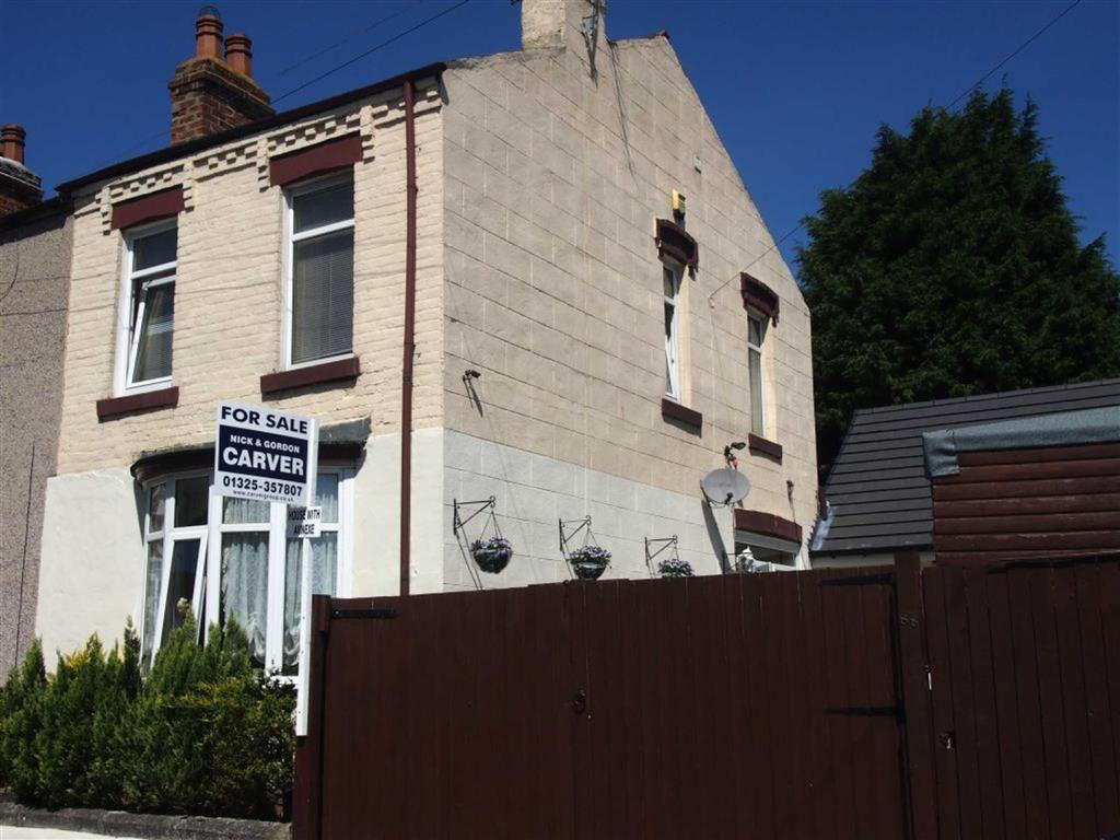 3 Bedrooms Terraced House for sale in Crosby Street, Darlington