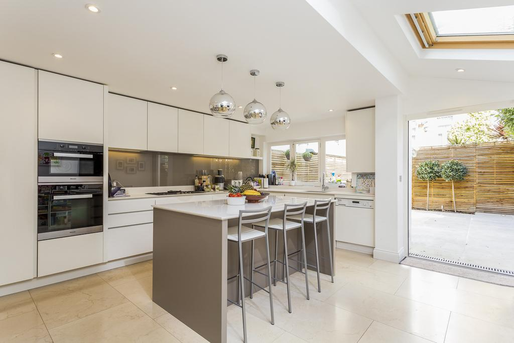 4 Bedrooms Terraced House for sale in Anley Road, Brook Green, London, W14