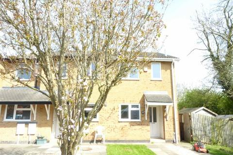 2 bedroom semi-detached house to rent - Turville Close, Wigston, Leicestershire