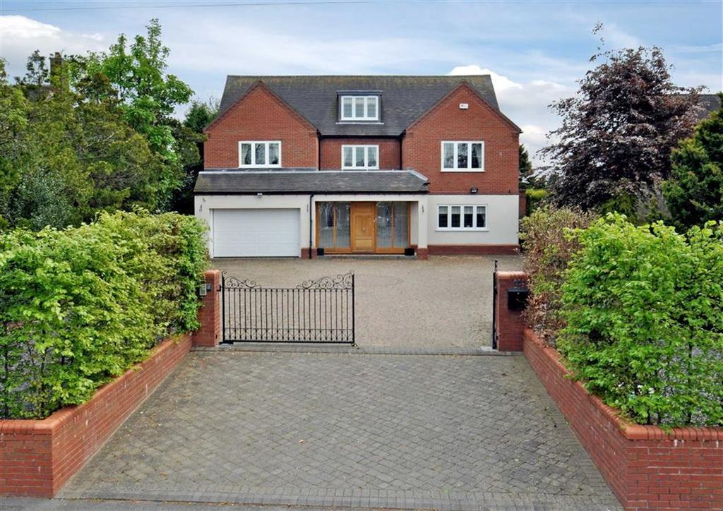 6 Bedrooms Detached House for sale in Lucerne, 70, Sytch Lane, Wombourne, Wolverhampton, South Staffordshire, WV5