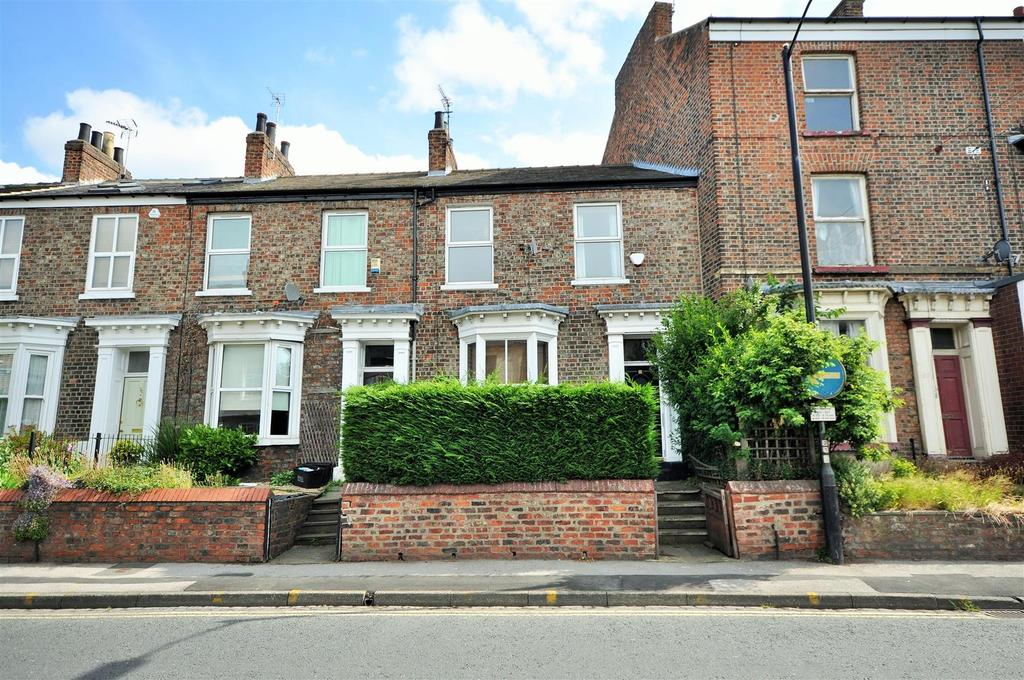 3 Bedrooms Terraced House for sale in Nunnery Lane, York