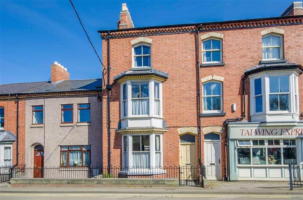 4 Bedrooms Terraced House for sale in Rhyl Road, Denbigh, Denbigh